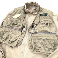 ORVIS FISHING VEST MADE IN USA size XXL