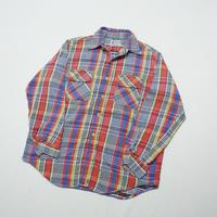 Heavy flannel shirt