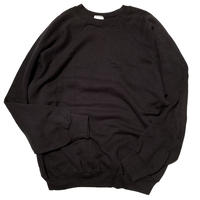 Tultex BLACK SWEAT MADE IN USA size XL