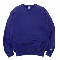 🍆 CHAMPION NAVY SWEATER MADE IN USA🇺🇸 size L
