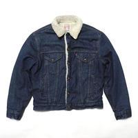 80s~ Levis Boa Denim Jacket size indigo-40R M