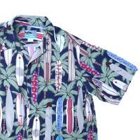 Reyn Spooner Hawaii Shirts Size-L 100%RAYON ~90s