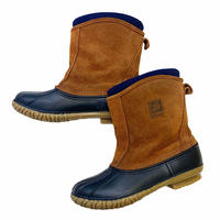 LACROSSE DUCK BOOTS (FLEECE LINER・POLARTEC) MADE IN USA🇺🇸 size 7
