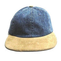 Denim ×  Suede 2ton CAP