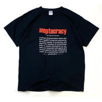 Ineptocracy T-shirt size L
