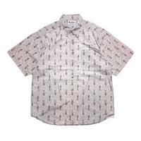 """Columbia """"Fish Bone"""" Shirts Size-M"""