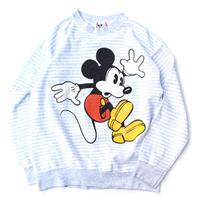 MICKEY SWEATER MADE IN USA size L程