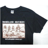 HOMELAND SECURITY  T-shirt L