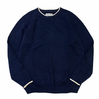 CABIN CREEK COTTON×RAMIE KNIT size M程