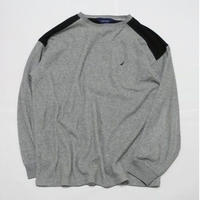 NAUTICA FLEECE SWEATER L