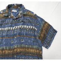 pierre cardin rayon shirt M