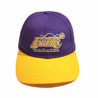 Los Angeles LAKERS🏀 Youth Foundation Cap