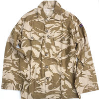 Nos  British Military BDU Shirt Jacket  Size-L~XL