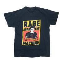 2014 Rage Against The Machine Evil Empire T-Shirt size S程