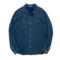 Polo Ralph Lauren Western Shirt  size L程