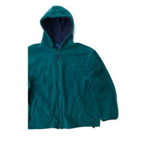 BASIC EDITIONS  Zip-Fleece  Size-L  condition-mint