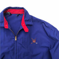"Polo Ralph Lauren  NYLON Swing-top ""Size-S サイズ感大き目"" MADE IN USA 90s~"