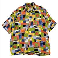 🎨Rayon Shirt size L