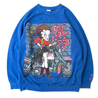 Betty Boop Oop A Doop Sweater Made in usa size L