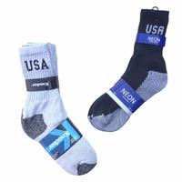 """""""U S A""""  Sox New Size-27-29cm US9-11"""