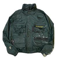 Ulitlmate Angler Nylon Fishing Jacket size XL程