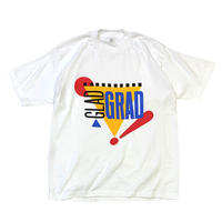 80-90's DEAD STOCK GRAD! T-SHIRT MADE IN USA🇺🇸 size L程
