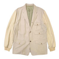 2TONE TAILORED JACKET MADE IN ITALY🇮🇹 size L