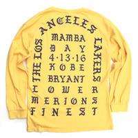 I FEEL LIKE KOBE  L/s T-shirt Size-L