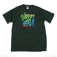 DOWN BEAT Jazz blues & beyond T-SHIRT XL
