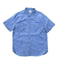 J.CREW S/s Chambray shirt Size-XL