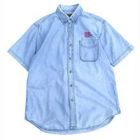 99¢only STORES DENIM S/S SHIRT size M