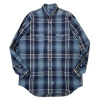 Ralph Laren Seersucker Shirt size L程