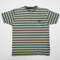 OLD VANS  striped T-shirt  L