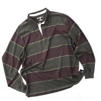 Eddie Bauer Rugby Shirt Size-XL