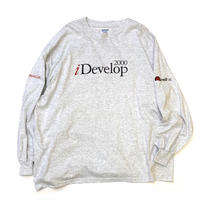 the POWER to develop L/S T-shirt size XXL