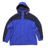 LAND'S END  NYLON JKT XL
