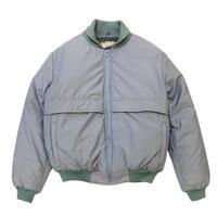 80-90's GOLDEN BEAR RIP STOP DOWN JACKET size M