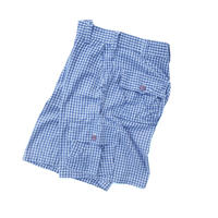 Stussy Check Cargo Shorts Size-W30 MADE IN USA