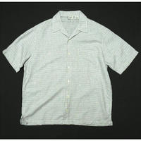 NEW GAP Open Collar Shirt  SIZE-M