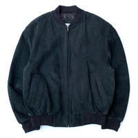 QUILTING LINER LEATHER JACKET size M