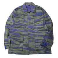 GREEK MILITARY CAMO JACKET size L〜XL程