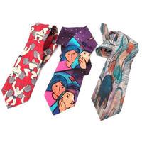 1991 THE BEATLES🍎  Neckties
