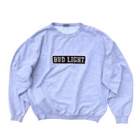 """""""BUD LIGHT"""" Beer Sweater  Size-L MADE IN USA"""