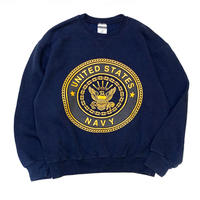 U.S.NAVY SWEATER MADE IN USA size M