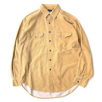 OLD GAP CORDUROY SHIRT size L