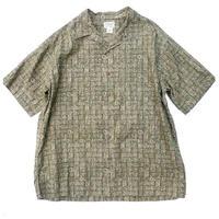 L.L.Bean Short Sleeve Shirt SIZE-L