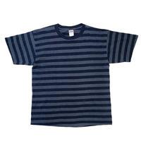 Jacquard Striped T-shirt size L