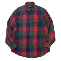 ORVIS CHECK NEL SHIRT size L程