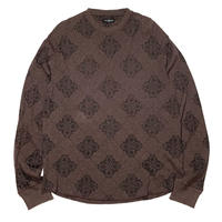 MARC ECKO THERMAL SHIRT size L程