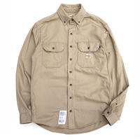 CARHARTT FLAME-RESISTANT SHIRT size M程